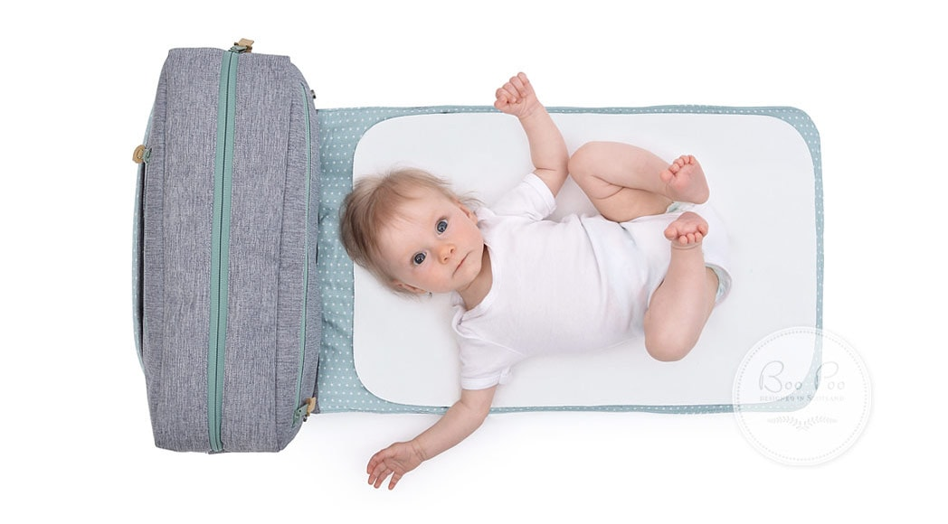 Neutrale Baby Wickeltasche, Dezente Wickeltaschen, Familientaschen