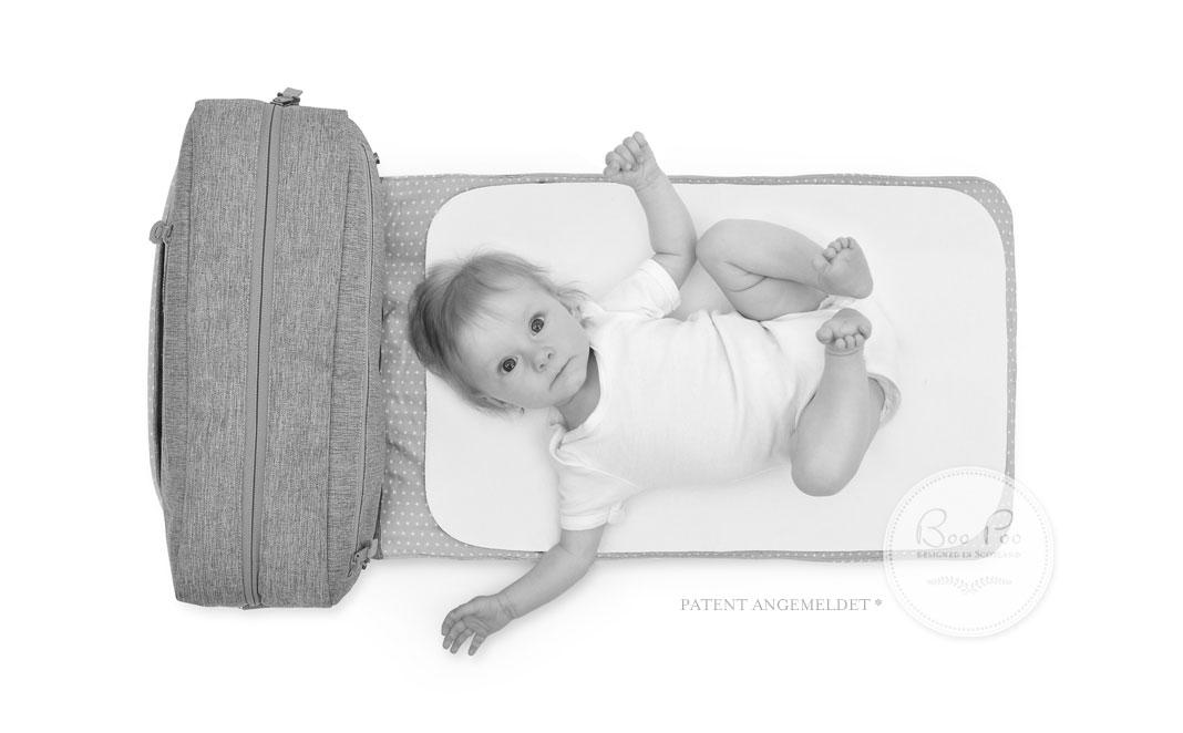 Beste Wickeltasche fürs Baby