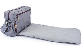 Kliniktaschen mit viel Stauraum. Schöne Wickeltaschen schlicht, dezent, diskret