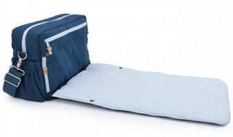Wickeltasche für Jungen, Petit Marcel