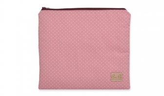 Windeltasche in Pink