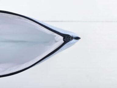 Windeltaschen für Buben blau weiß