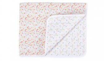 Spieldecke Quilt für Babys aus Baumwolle