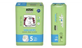Biowindeln Muumi Walkers Maxi Plus