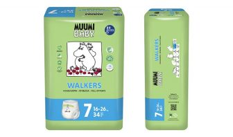 Baby BIO Windeln Walkers XL Mummi