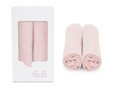 Spucktücher rosa doppelpack