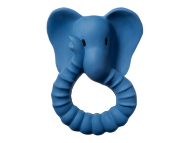 Natruba Elefant Beißringe blau